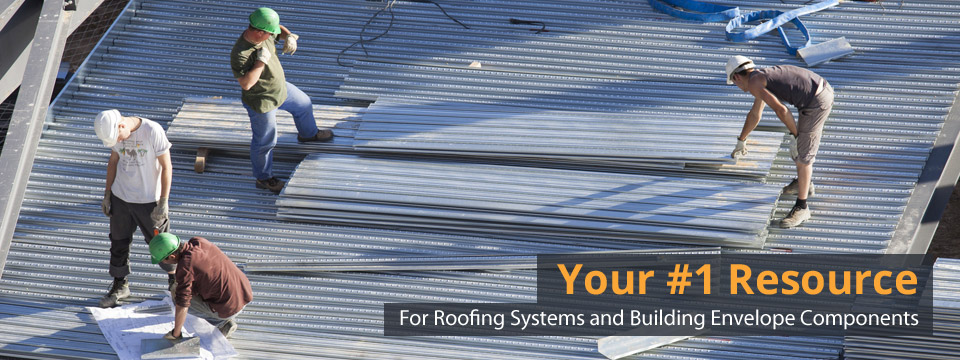 J2 Sales is Your #1 Resource for roofing systems and building envelope components
